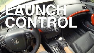How to Set Up Launch Control