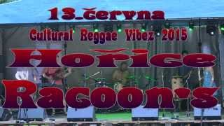 Video Racoon´s na Cultural Reggae Vibez 2015