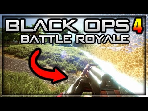 Black Ops 4 Battle Royale Mode Confirmed! (✔) By Activision Investor! (Call of Duty Black Ops 4 BR)