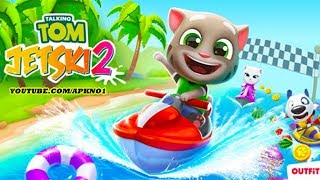 Talking Tom Jetski 2 Android Gameplay Ep 1 - Talking Tom