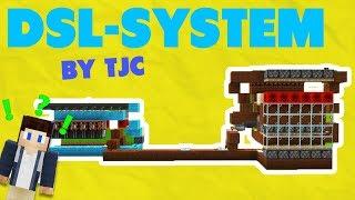 DSL-System 2.0 (by TJC) erklärt! - Minecraft Tutorial