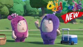 Oddbods Full Episode - Picnic Basketcases - The Oddbods Show Cartoon Full Episodes