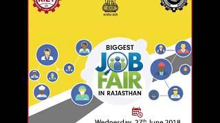 Mega Job Fair 2018 At RIET Jaipur