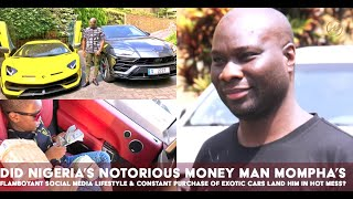 Full Story of Ismaila Mustapha aka Mompha His Family, Bigboy Lifestyle & What Lead To His Arrest!