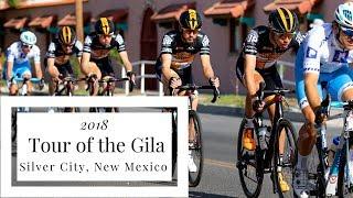 2018 Tour of the Gila Stage Race Vlog