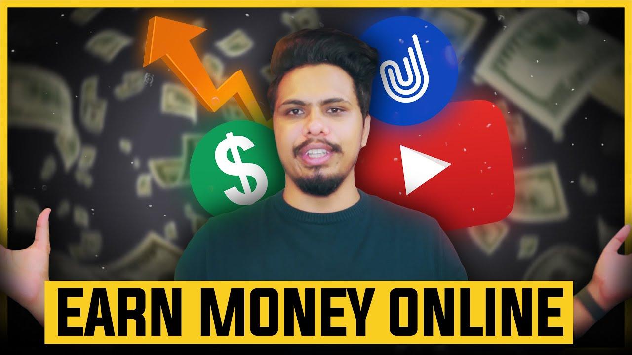 घर बैठे पैसा कैसे कमाए? How to Generate Income Online with Upstox [4K]