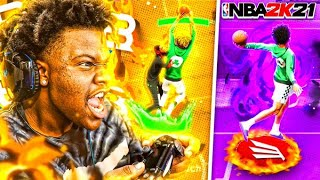 TRASH TALKER CLAN MEMBER GETS EXPOSED FOR TRYING TO TAKE MY LEADER SPOT! NBA 2K21 (MUST WATCH)