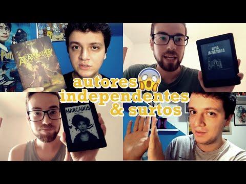VLOG: Lendo mais autores independentes e surtando (com várias coisas) | #Luago