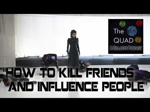 """2x10 """"How to Kill Friends and Influence People"""" Discussion"""