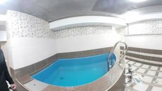 Сауна в Веста гостиница квартирного типа -видео 360 градусов