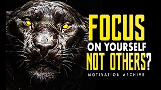 YOU ARE THE ONLY PERSON THAT CAN CHANGE - Powerful Motivational Speech Video