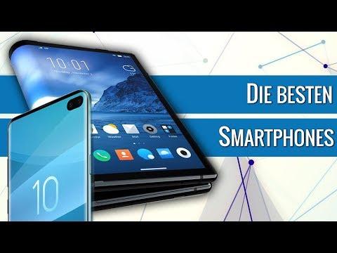 Die besten Smartphones 2019 - Galaxy S10, iPhone 11 & Co.