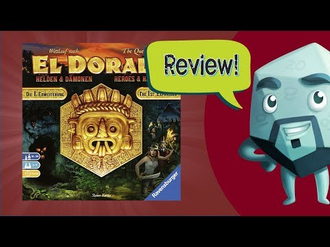 Quest for El Dorado: Heroes & Hexes Review - with Zee Garcia
