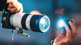 SICK Light Photography TRICK