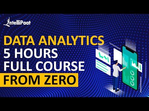 Data Analytics Course | Data Analytics For Beginners | Intellipaat ...