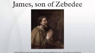 James, son of Zebedee