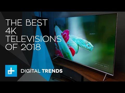 The Best 4K TVs of 2018