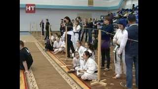 В спорткомплексе НовГУ состоялся 12-й открытый региональный турнир по киокусинкай