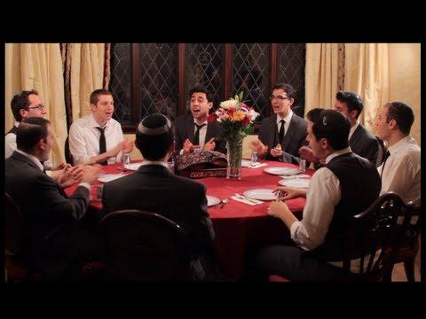 שיר הכוסות - הגרסה היהודית