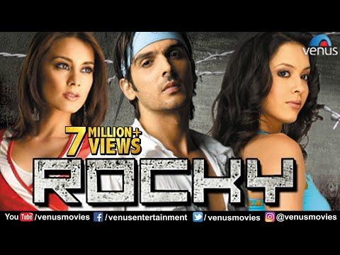Rocky | Bollywood Action Movies | Hindi Movies | Zayed Khan Movies