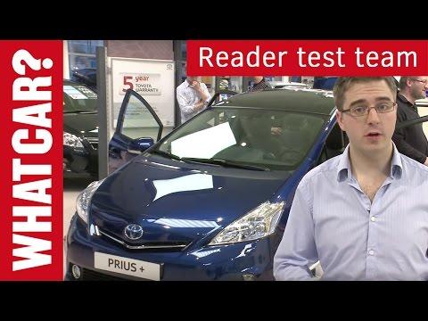 2012 Toyota Prius+ customer review