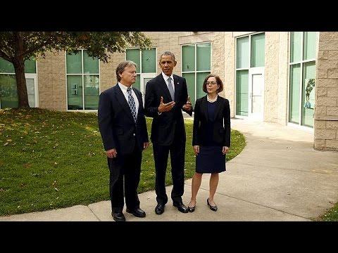 ΗΠΑ: Νέο μήνυμα Ομπάμα κατά της οπλοκατοχής
