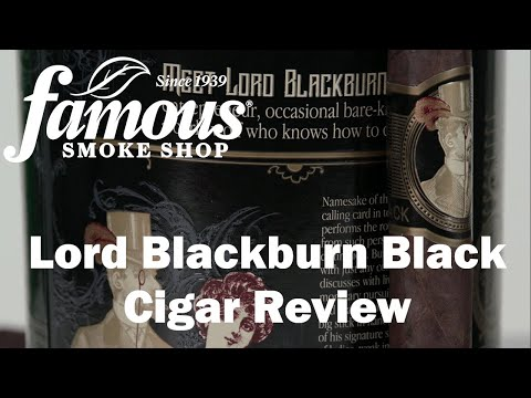Lord Blackburn Black By Plasencia video