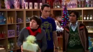 Sheldon cherche un cadeau pour Penny