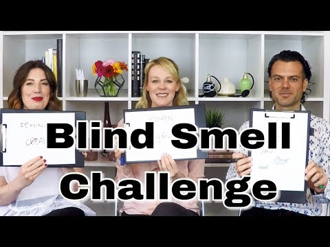 Blind Smell Challenge with Persolaise | The Perfume Pros