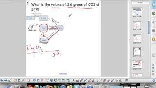 Mole Volume Worksheet 3
