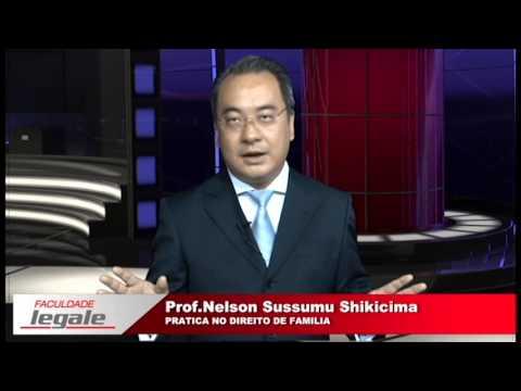 Prática no Direito de Família – Prof. Nelson Sussumu Shikicima