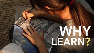 Why Learn? - Teacher as a Learning Expert #1 (Eng Sub)