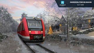 Train Simulator: Norddeutsche-Bahn: Kiel – Lübeck Route Add-On
