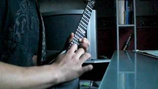Children of Bodom - Cry of the Nihilist cover by soni