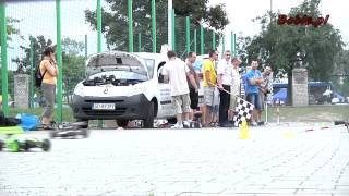 preview picture of video 'Boble Wyścigi RC Będzin'