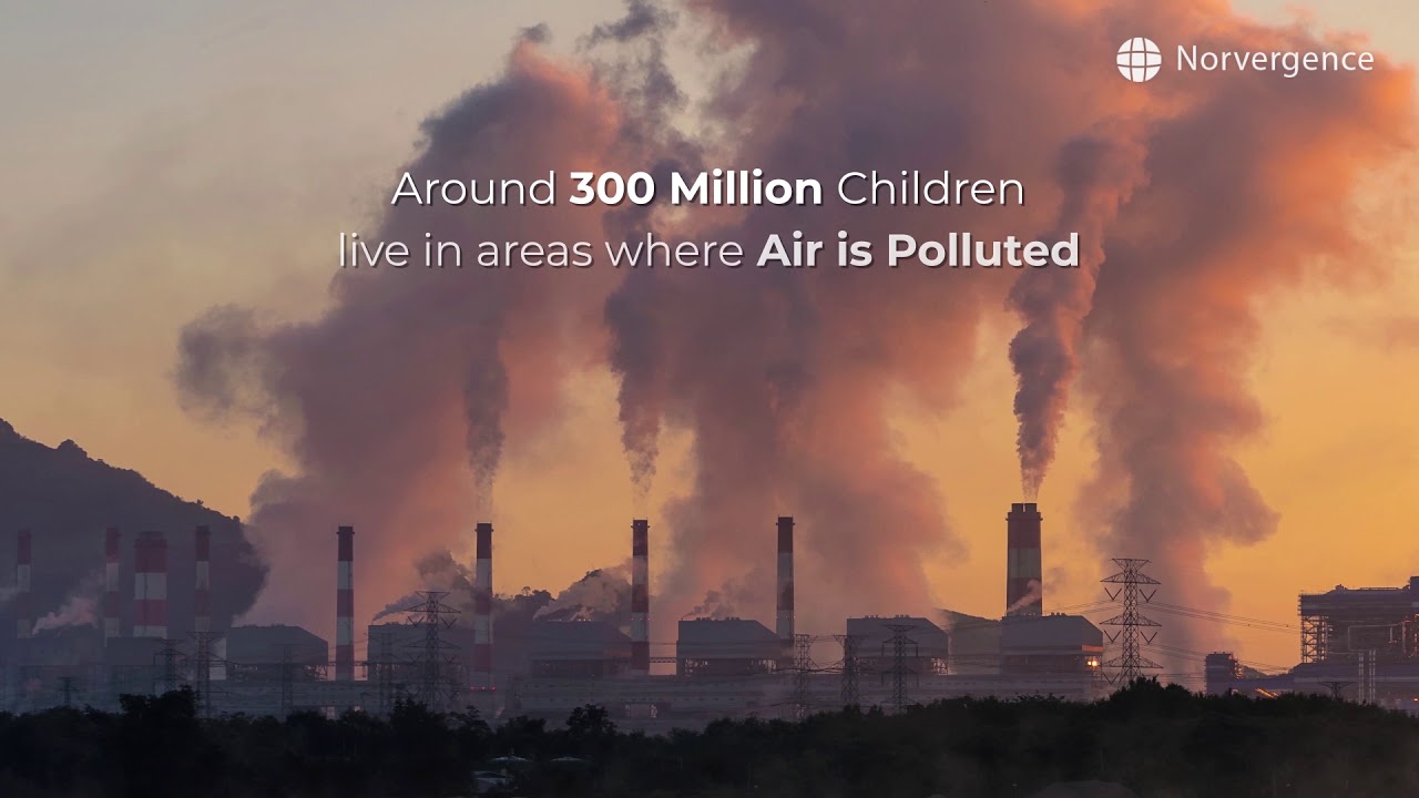 Norvergence - Children are Hardest Hit by Air Pollution