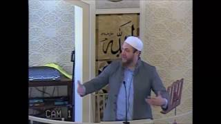 'Fear and Responsibility, Words vs Deeds', Imam Suhaib Webb 08 04 17