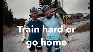 Train hard or go home | Vlog 38²