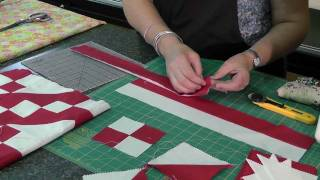 Make A Jacobs Ladder Quilt