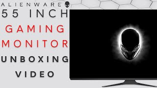YouTube Video itUnfWn89WE for Product Dell Alienware 34 and 55-in Gaming Monitors AW3420DW & AW5520QF by Company Dell in Industry Monitors