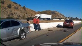 I15 Accident  Lake Elsinore CA