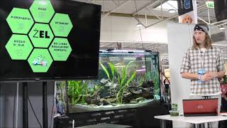 Rośliny akwariowe XXI wieku - wykład