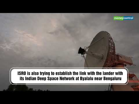 Chandrayaan 2: NASA helping ISRO establish communication with lander Vikram