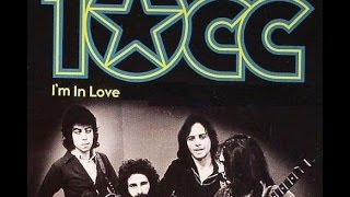 10cc I'm NOT in Love(unused  vocal - back in)
