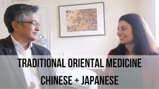 TRADITIONAL ORIENTAL MEDICINE with Anand Marshall