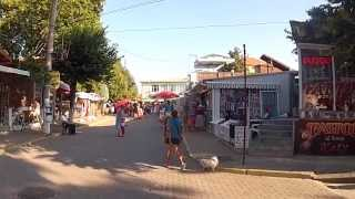 Obzor, Lively Black Sea Resort with a choice of 2 beaches,  Bulgaria.