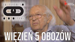 Niemcy wieszali za złamanie pilnika. Więzień 5 obozów – Olgierd Schaefer cz. 2. Świadkowie Epoki