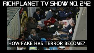 False flag terrorist attacks exposed: London and Manchester:-