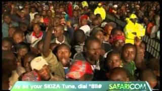 Camp Mulla Fresh All Day (Niko Na Safaricom Live Meru Concert)