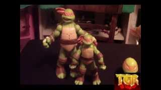 TMNT Power Sound FX Mikey Review